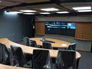 salle télé présence immersive